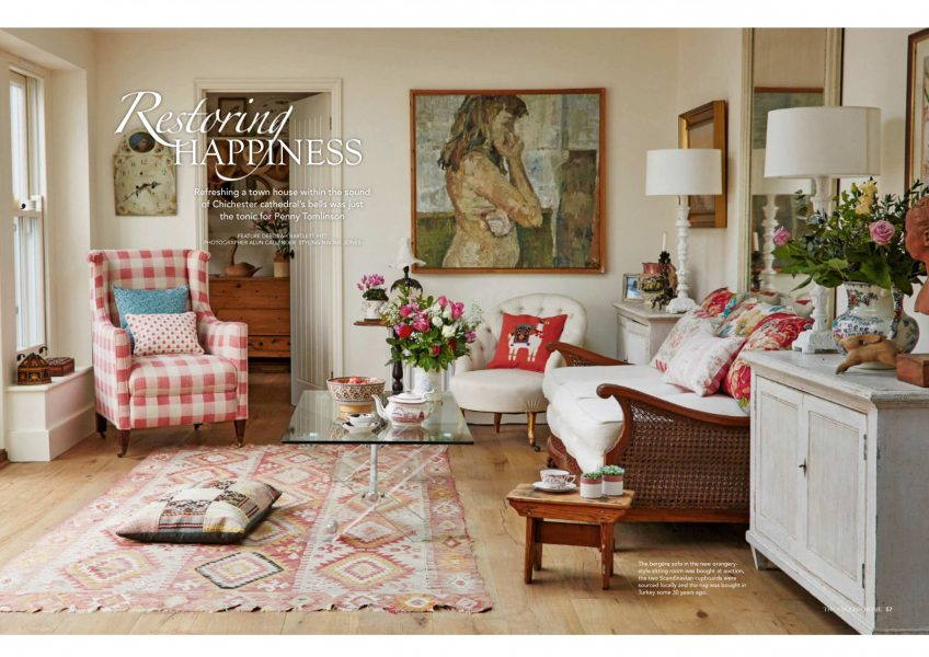 Westgate in The English Home Magazine